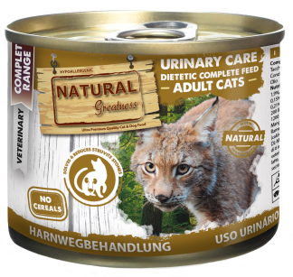 Natural Greatness dla kotów URINARY CARE 200g