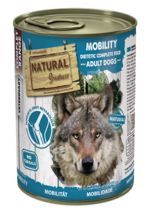 Natural Greatness dla psów MOBILITY 400g
